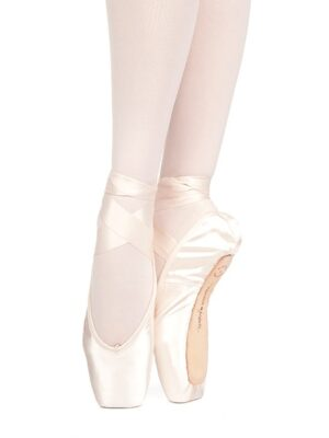 russian pointe muse ballet shoe