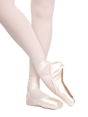 russian pointe rubin ballet shoe
