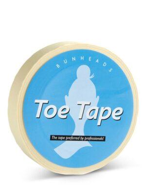 bunheads dancers toe tape