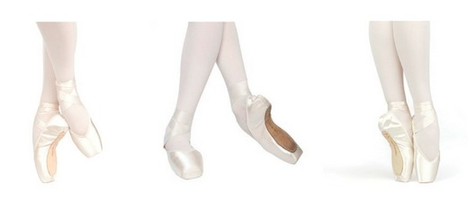 russian pointe dance shoe store