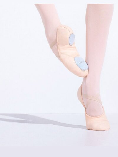 Capezio 2028 Canvas Juliet Adult Ballet Slippers