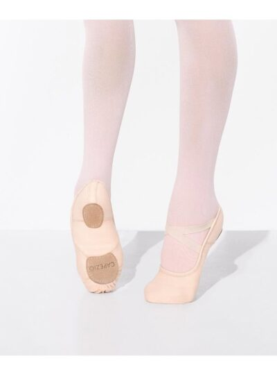 Capezio 2037C Hanami Child Ballet Slippers